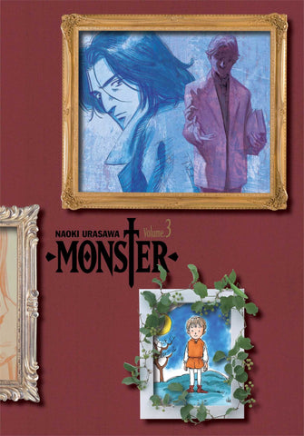 Monster: The Perfect Edition, Vol. 3 by Naoki Urasawa