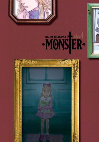Monster: The Perfect Edition, Vol. 4 by Naoki Urasawa