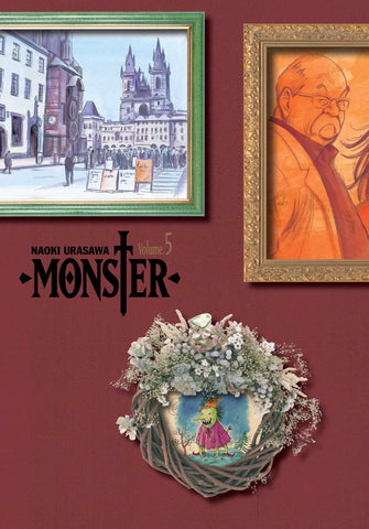 Monster: The Perfect Edition, Vol. 5 by Naoki Urasawa