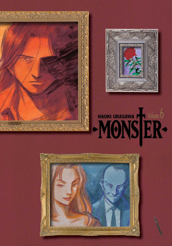 Monster: The Perfect Edition, Vol. 6 by Naoki Urasawa