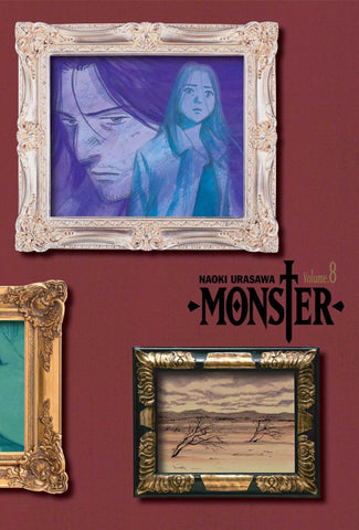 Monster: The Perfect Edition, Vol. 8 by Naoki Urasawa