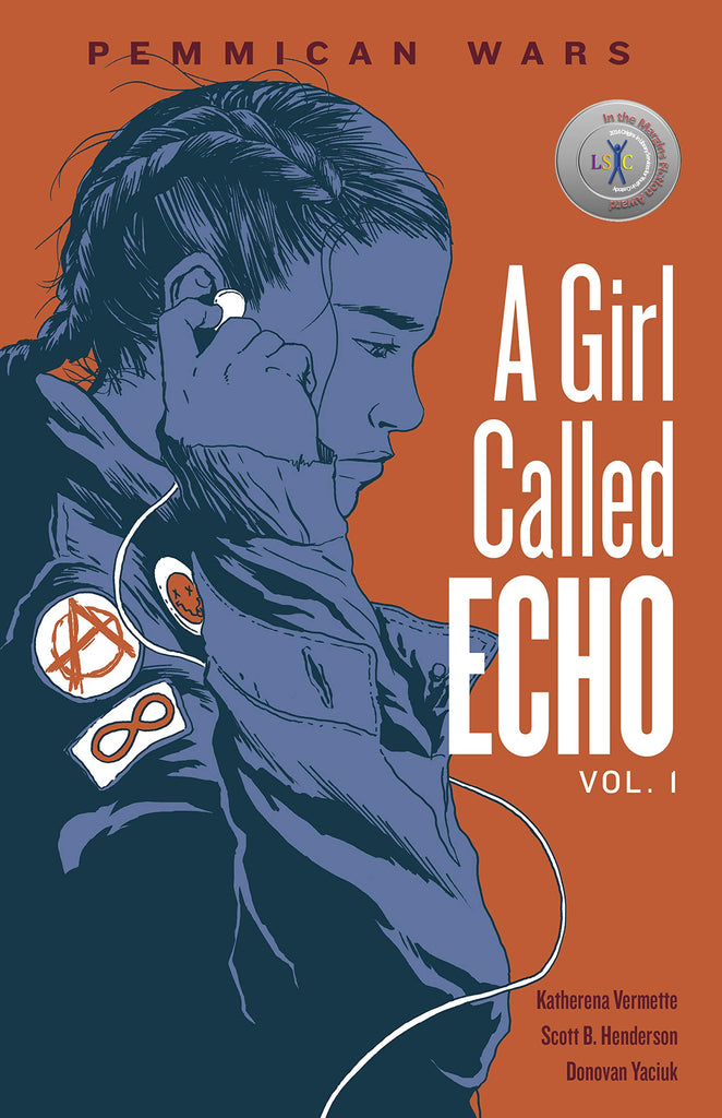 A Girl Called Echo: Pemmican Wars by Katherena Vermette