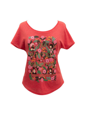 A Little Princess Fitted T-Shirt