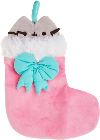 "Pusheen Christmas Holiday Plush Stocking (11"")"
