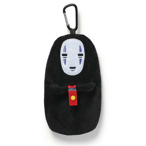 "8"" No Face Clip with Pouch"