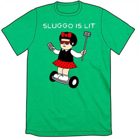 Sluggo is Lit T-Shirt