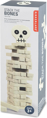 Stack the Bones Stacking Game