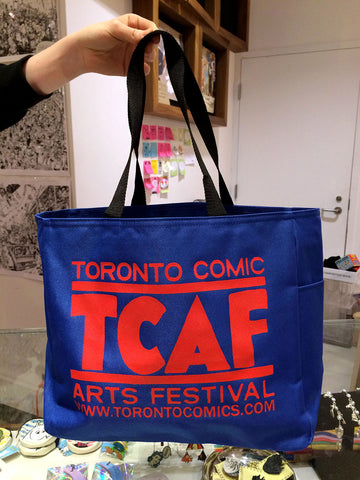 TCAF 2015 / Page & Panel Tote Bag