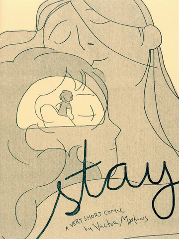 Stay: A Very Short Comic by Victor Martins