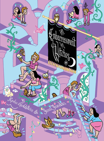 An Embarrassment of Witches by Sophie Goldstein and Jenn Jordan