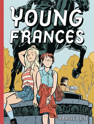 Young Frances by Hartley Lin