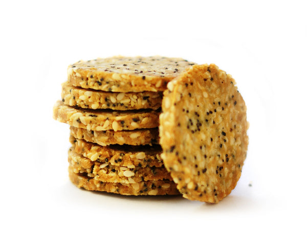 Almond Meal Crackers
