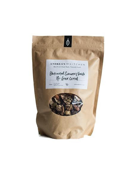 Blackcurrant, Cinnamon & Vanilla No-Grain Cereal