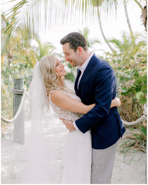 A Heartwarming Wedding Story from an Island Getaway