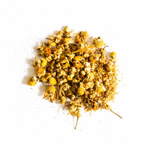 Organic Chamomile <br> BEAUTY SLEEP <br> Sleep-Promoting Tisane, Loose Leaf, Big T NYC, Big T NYC
