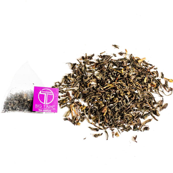 Organic Black Tea <BR> ALL DAY LONG <br> Tea Sachets, TEA SACHETS, Big T NYC, Big T NYC