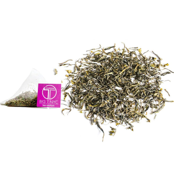 Organic Green Tea <br> HAUTE BODY <br> Tea Sachets, TEA SACHETS, Big T NYC, Big T NYC