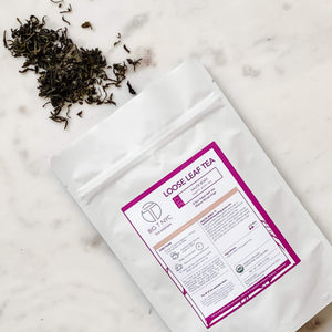 Organic Green Tea <br> HAUTE BODY <br> Metabolism-Boosting Tea, Loose Leaf, Big T NYC, Big T NYC