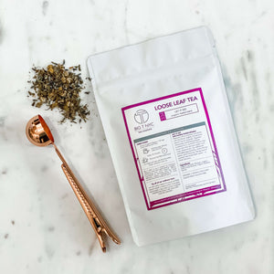 Organic Herbal Infusion <br> LET IT GO <BR> Caffeine-Free Anti-Anxiety Tea, Loose Leaf, Big T NYC, Big T NYC