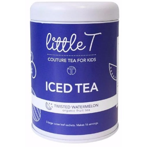 Organic Fruit Tea  <br> TWISTED WATERMELON <br> Iced Tea, Cold Brew Iced Tea, Little T, Big T NYC