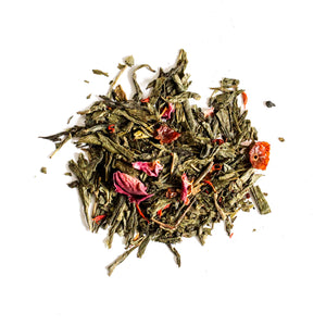 Organic Green Tea <br> UNEXPECTED FLING <br> Metabolism-Boosting Tea, Loose Leaf, Big T NYC, Big T NYC