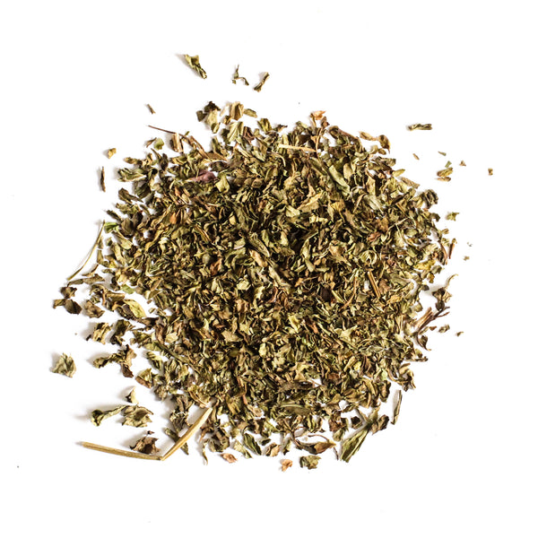 Organic Spearmint <br> UNWIND <br> Relaxing Tisane, Loose Leaf, Big T NYC, Big T NYC