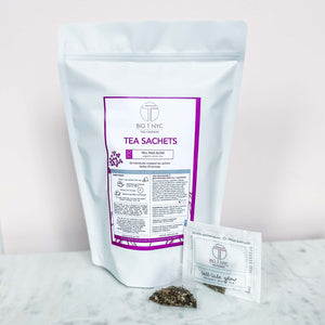 Organic White Tea <br> TELL-TALE GLOW <br> Tea Sachets
