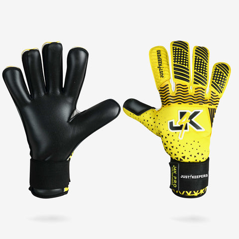 J4K REVO PRO (ROLL + NEGATIVE PALM) GOALIE GOALKEEPER GLOVES