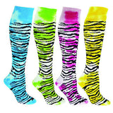 NEW RED LION TIE DYED TIGER KNEE HIGH  SOCKS SOCCER BASKETBALL VOLLEYBALL