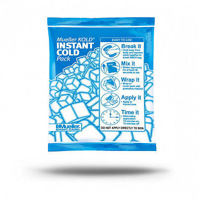 MUELLER KOLD INSTANT COLD PACK ICE PACK 3PACK