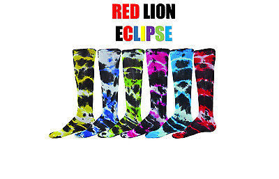 NEW RED LION ECLIPSE  KNEE HIGH SPORTS SOCKS SOCCER BASKETBALL  LACROSSE