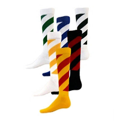 NEW RED TORNADO SPORT SOCCER VOLLEYBALL BASKETBALL LACROSSE KNEE HIGH SOCKS