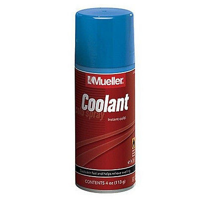 MUELLER COOLANT COLD SPRAY RELEIVES SWELLING