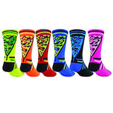 NEW RED LION STEALTH CREW SOCKS BASKETBALL VOLLEYBALL LACROSSE