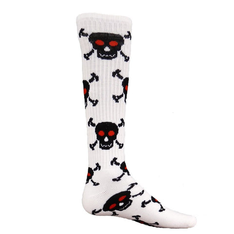 a83fd5dc2 RED LION SKULLS KNEE HIGH ATHLETIC SOCKS SOCCER BASKETBALL VOLLEYBALL