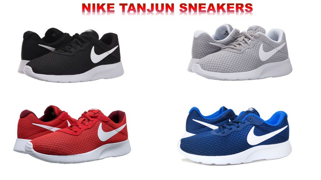 buying new exquisite design online store NIKE TANJUN MENS RUNNING SHOES 812654616 ROSHE STYLE SNEAKERS
