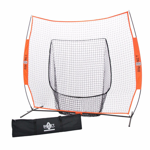 BOWNET BIG MOUTH PITCHING THROWING NET SCREEN BASEBALL SOFTBALL