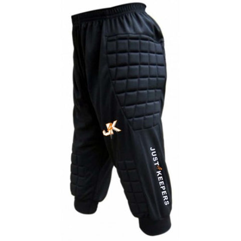 J4K GOALKEEPER GOALIE SOCCER PADDED YOUTH 3/4 PANT