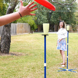 GIGGLE N GO Knock Off Toss Outdoor Games