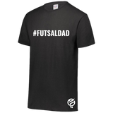 #FUTSAL MOM DAD TEE SHIRT - FUTSAL WEAR, INSPIRATIONAL WEAR