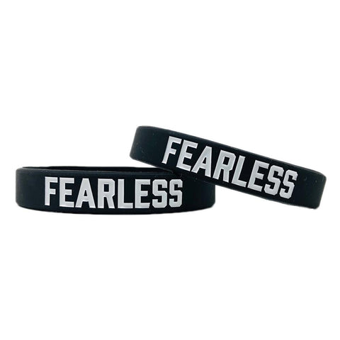 Fearless Motivational Wristband