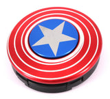 CAPTAIN AMERICA HAND SPINNER FIDGET TOY EDC ADD & ADHD STRESS RELIEVER AUTISM