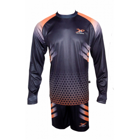 J4K GOALKEEPER GOALIE SOCCER UNIFORM SET JERSEY SHORTS YOUTH