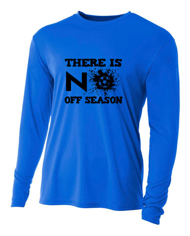 LONG SLEEVE NO OFF SEASON JERSEY SHIRT YOUTH