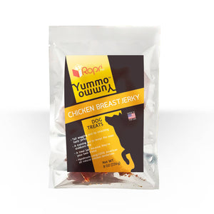 Yummo Yummo Chicken Breast Jerky (8oz)