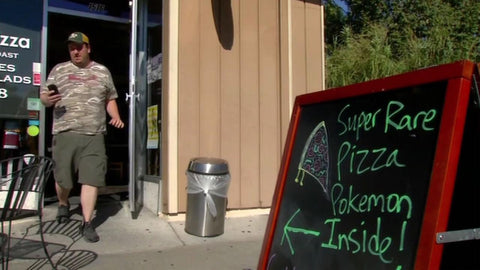 Pokemon Go for Local Businesses