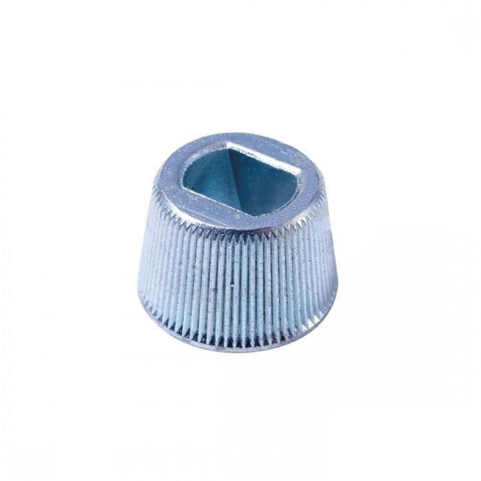 300637 - Knurled Driver 3/8 Double Flat - Pack of 10 (bag of 10) - AutoTex