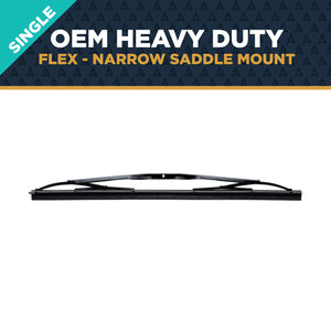 72 Series Narrow Saddle Flex