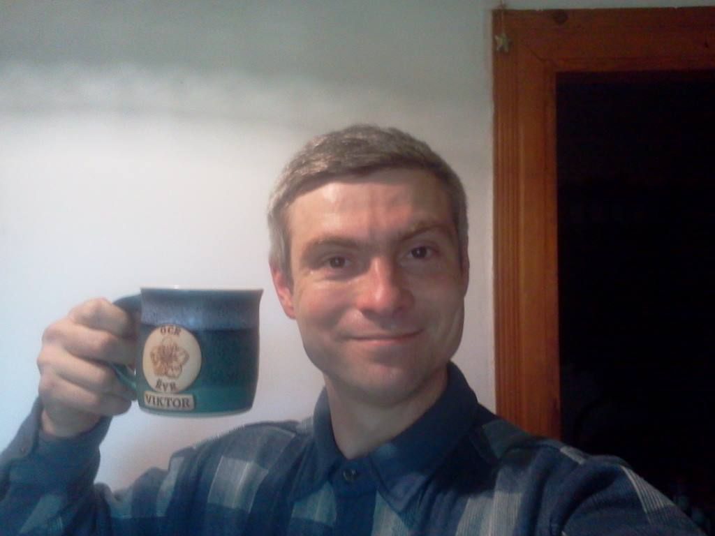 Mug Revolution arrives in Ukraine!