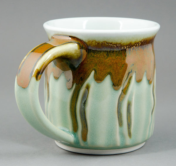 Medium-Lg. Celadon Signature Mug #1